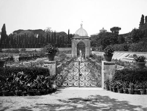 Passato prossimo 60 anni dopo la mostra il giardino segreto di villa ludovisi - Il giardino segreto roma ...