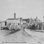 Antica veduta del Foro romano