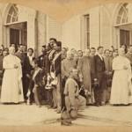 Pio IX e Francesco II di Borbone ad Anzio