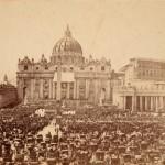 Benedizione dalla loggia di San Pietro