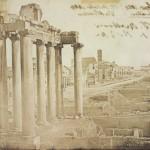 Veduta del Foro romano