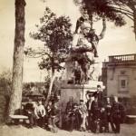 Gruppo di pensionnaires di Villa Medici