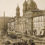 Il mercato di piazza Navona