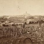 Mentana: il campo di battaglia verso Monterotondo